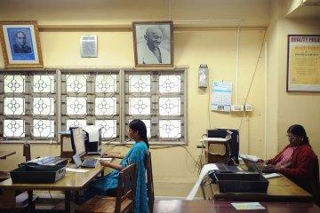 INDIA-COMMUNICATION-TELEGRAPH