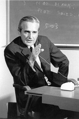 [image] Douglas Engelbart