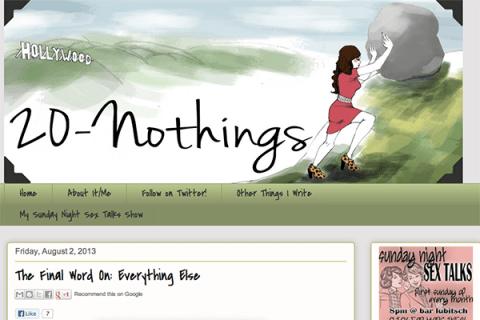 20-Nothings