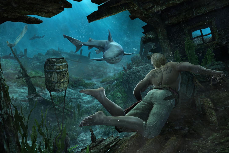 Assassin S Creed Iv Black Flag How Ubisoft Turned A Stealth