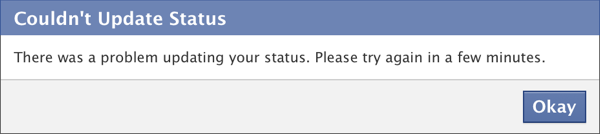 facebook-status-update-error