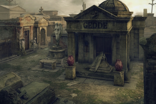 gabriel-knight-cemetery