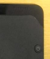 Kindle Fire HDX power button