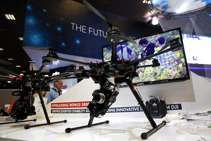 Inside The 2014 Consumer Electronics Show