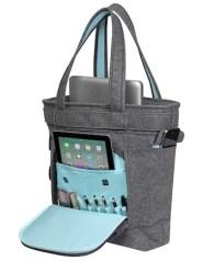 hamptons-felt-handbag-open-350px