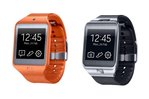 Galaxy Gear 2 and Galaxy Gear 2 Neo
